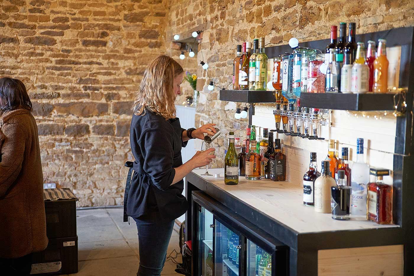 Modular Bar hire Northampton